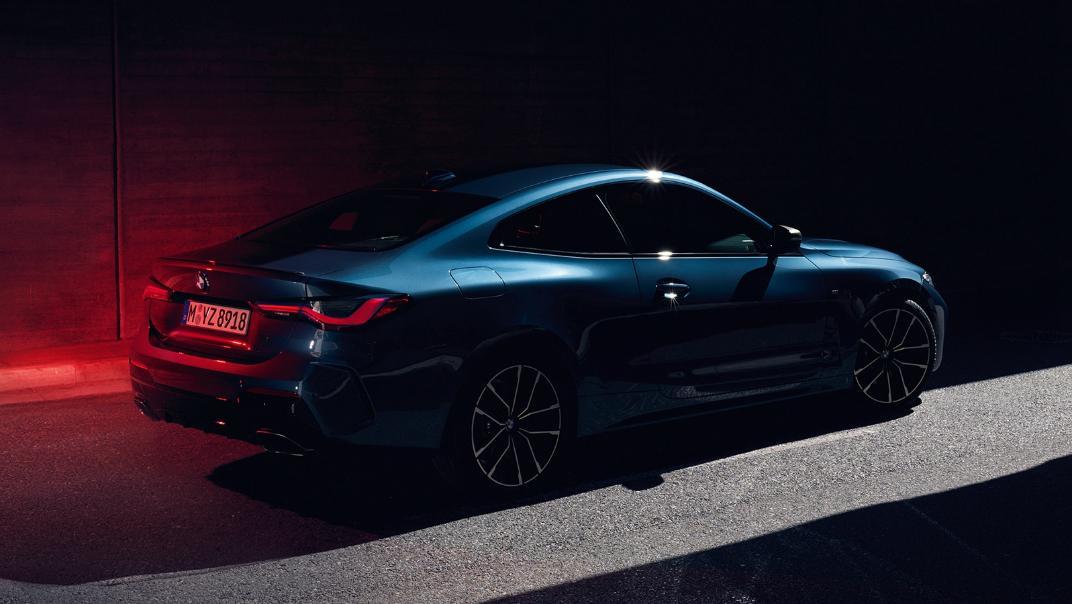 2020 2.0 BMW 4 Series Coupe 430i M Sport Exterior 003