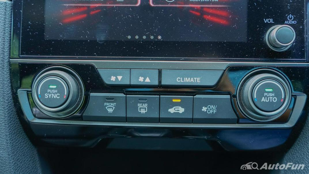 2020 Honda Civic 1.5 Turbo RS Interior 076