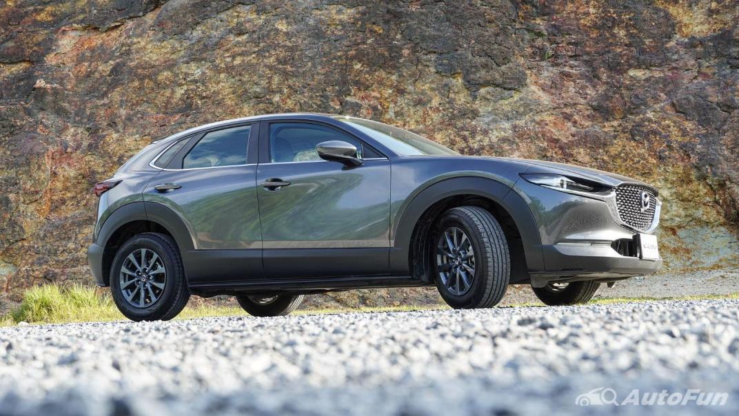 2020 Mazda CX-30 2.0 C Exterior 043