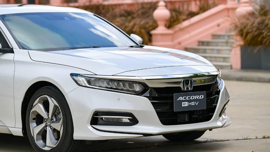 2021 Honda Accord 2.0L e:HEV EL+ Exterior 049