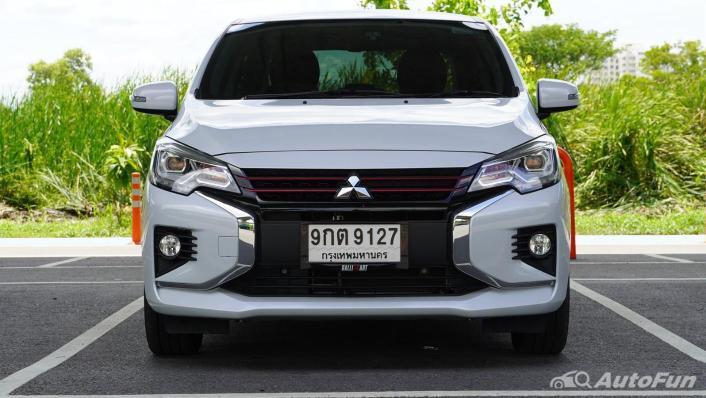 2020 Mitsubishi Attrage 1.2 GLS-LTD CVT Exterior 002