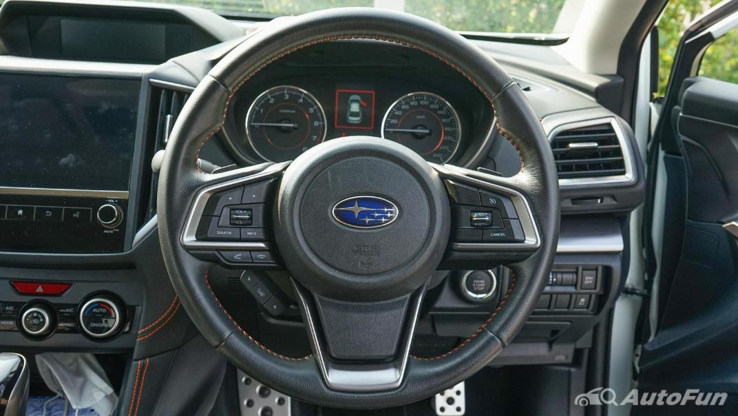 2019 Subaru XV GT Edition Interior 003