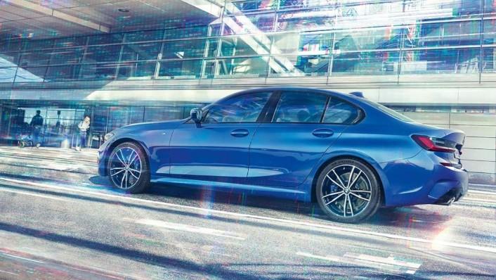 BMW 3-Series-Sedan Public 2020 Exterior 005