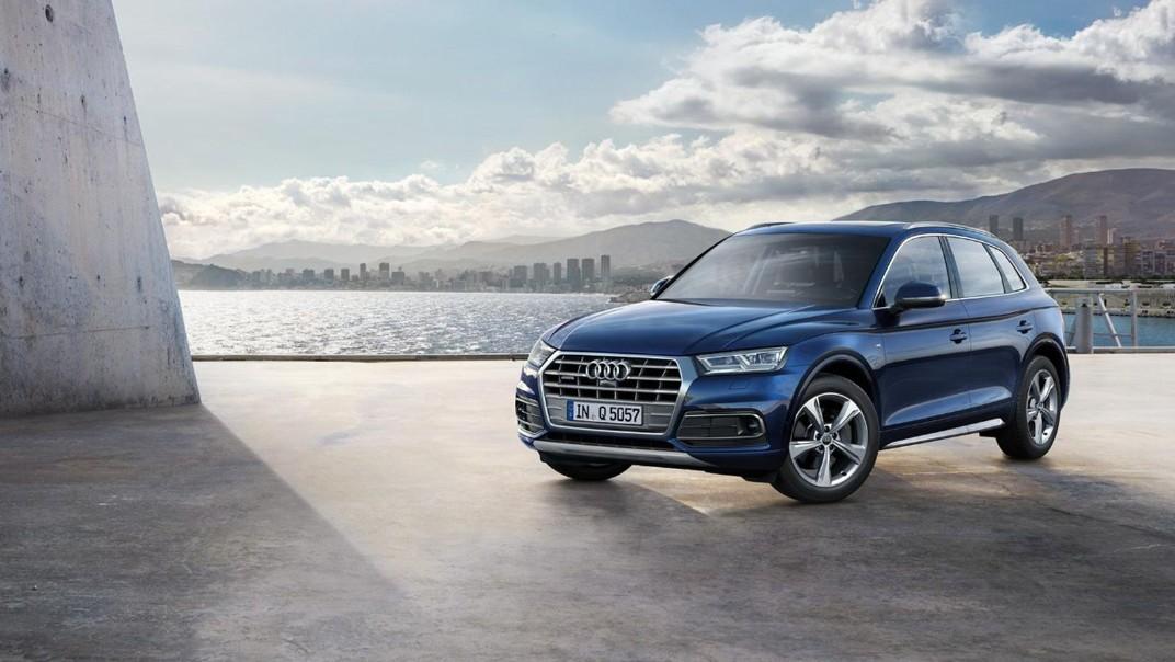 Audi Q5 2020 Exterior 020