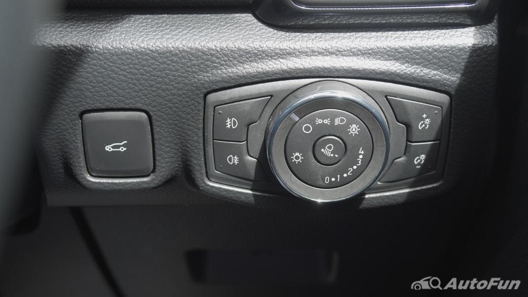 2021 Ford Everest 2.0L Turbo Titanium 4x2 10AT - SPORT Interior 013