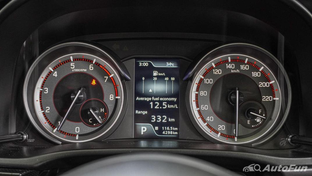 2020 1.5 Suzuki XL7 GLX Interior 012