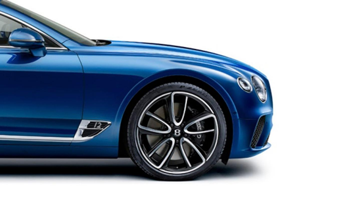 Bentley Continental-GT Public 2020 Exterior 006