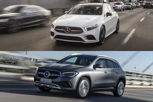Mercedes-Benz A-Class และ Mercedes-Benz GLA รุ่นผลิตไทยเปิดตัวลุยกลางพฤศจิกายน