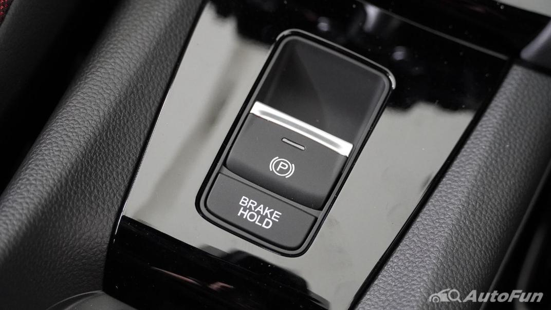2021 Honda City Hatchback e:HEV RS Interior 085