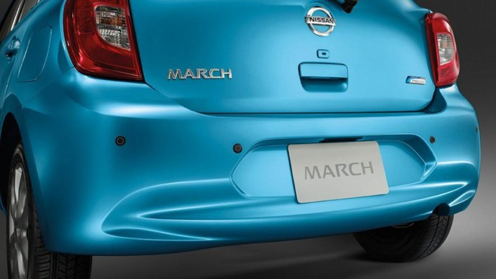 Nissan March 2020 Exterior 003