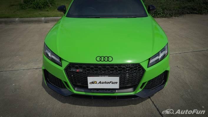 2021 Audi TT Coupé 45 TFSI quattro S line Exterior 007