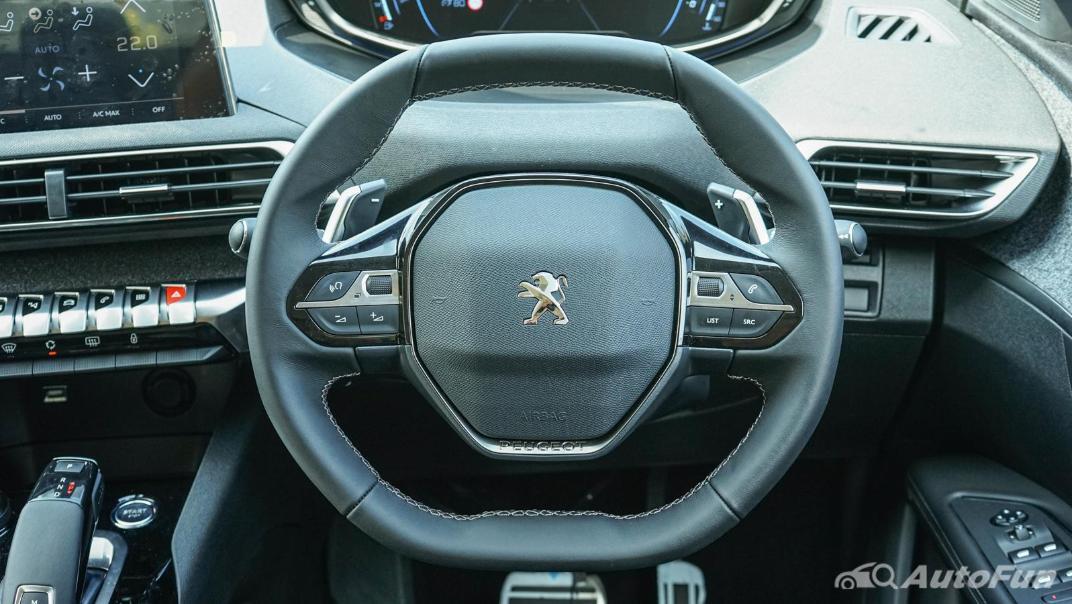 2020 Peugeot 5008 1.6 Allure Interior 004