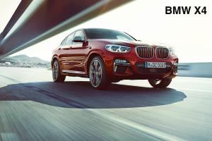 Review: BMW X4 สปอร์ตเอสยูวีสุดหรู