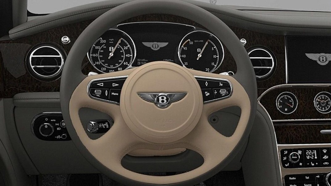 Bentley Mulsanne Public 2020 Interior 001