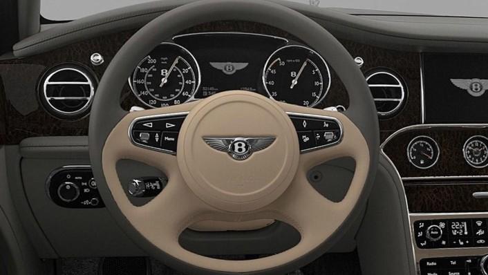 Bentley Mulsanne Public 2020 Interior 001