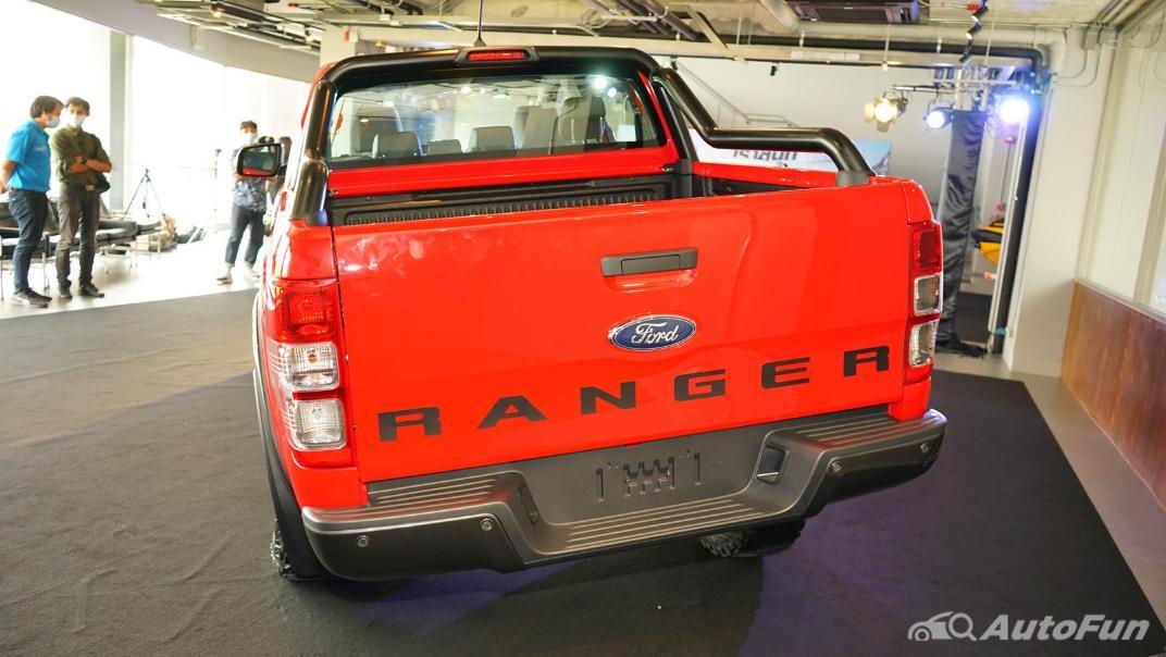 2021 Ford Ranger FX4 MAX Exterior 013
