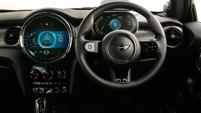 2021 Mini Cooper-Se Electric Interior 003