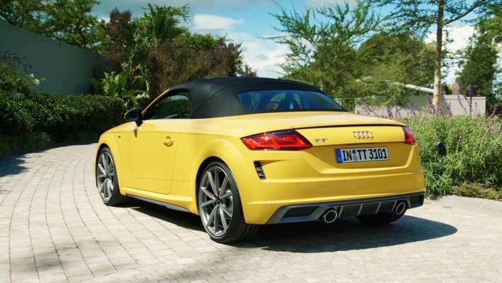 Audi TT Roadster 2020 Exterior 006