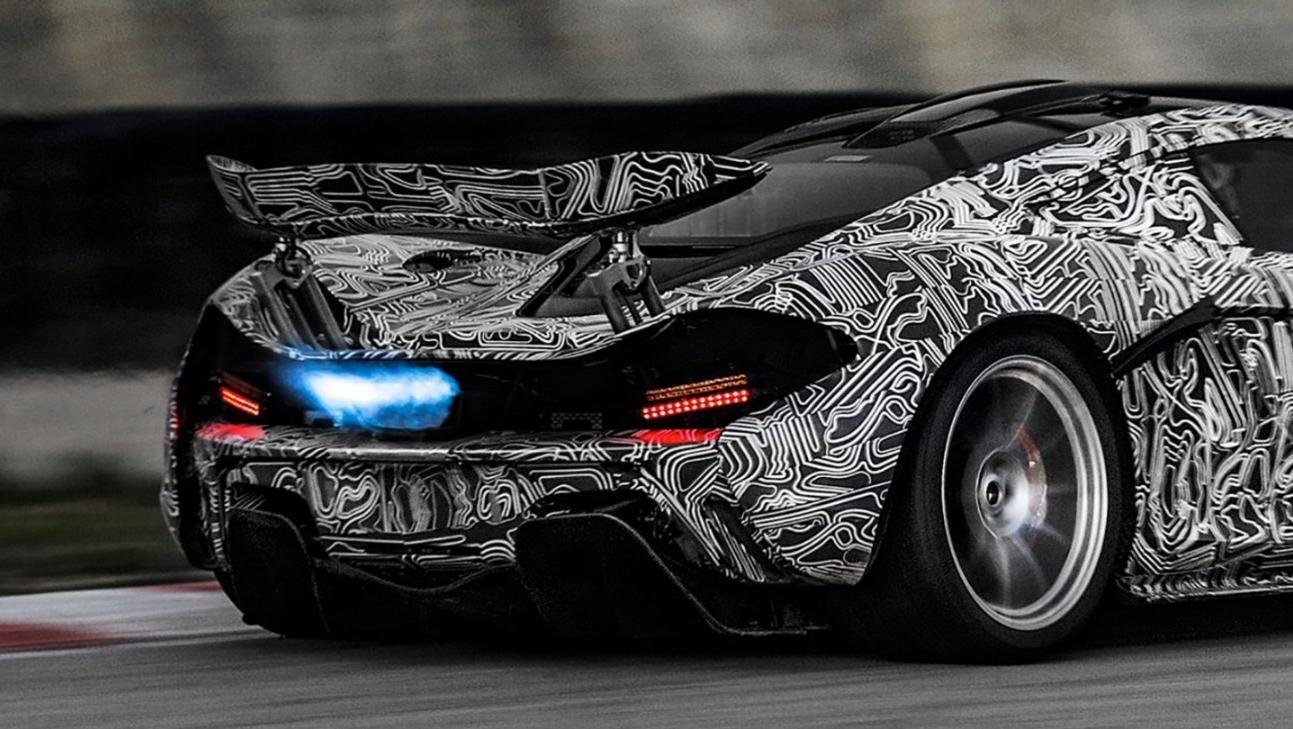 McLaren P1 2020 Exterior 008