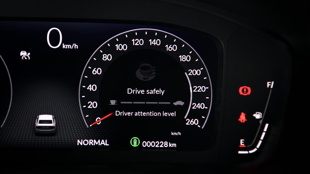 2022 Honda Civic RS Interior 049