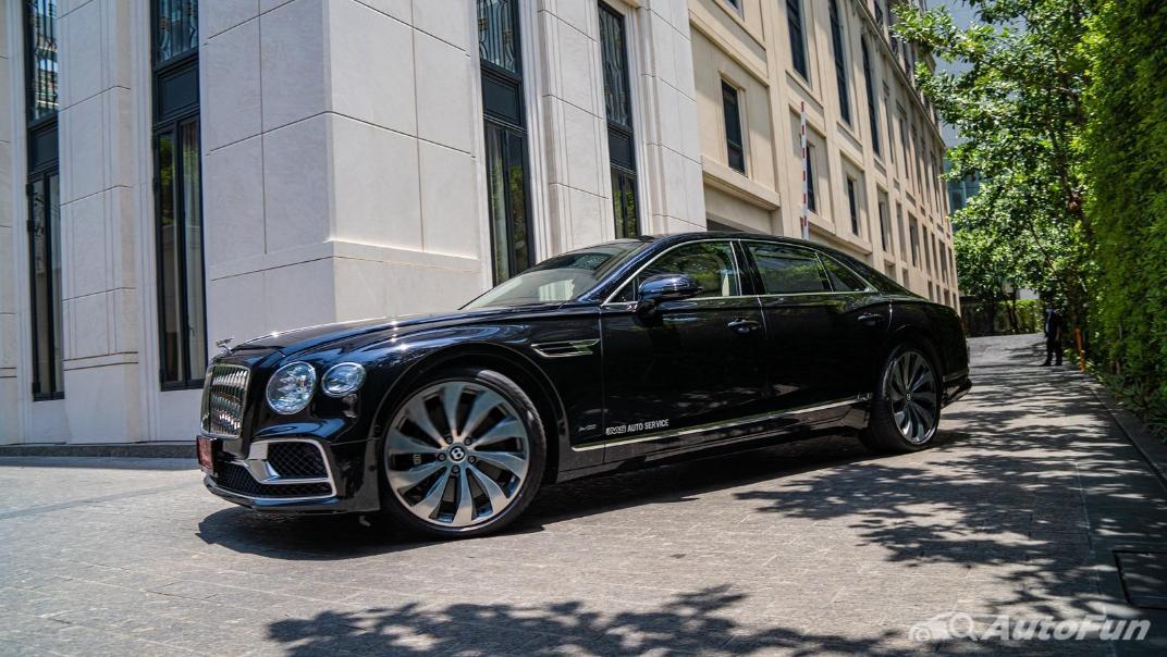 2020 Bentley Flying Spur 6.0L W12 Exterior 040