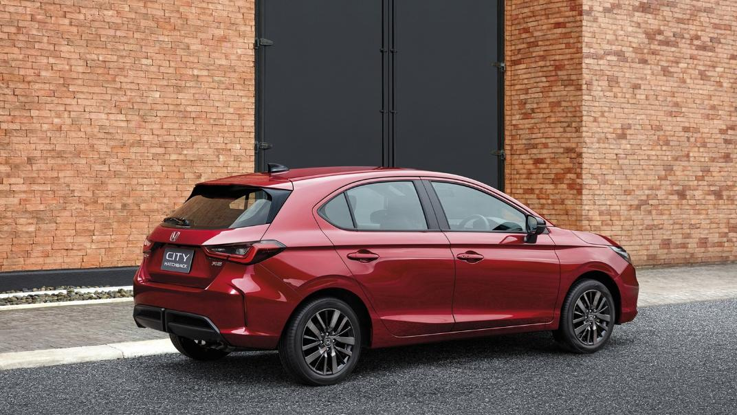 2021 Honda City Hatchback 1.0 Turbo RS Exterior 088