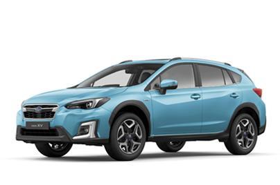 2019 Subaru XV GT Edition