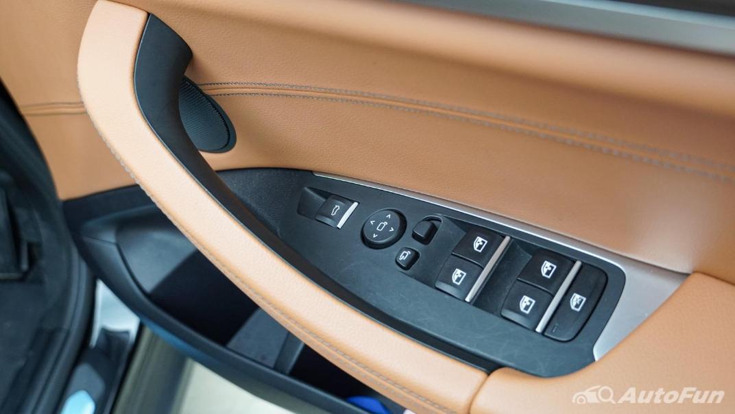 2020 2.0 BMW X3 xDrive20d M Sport Interior 073
