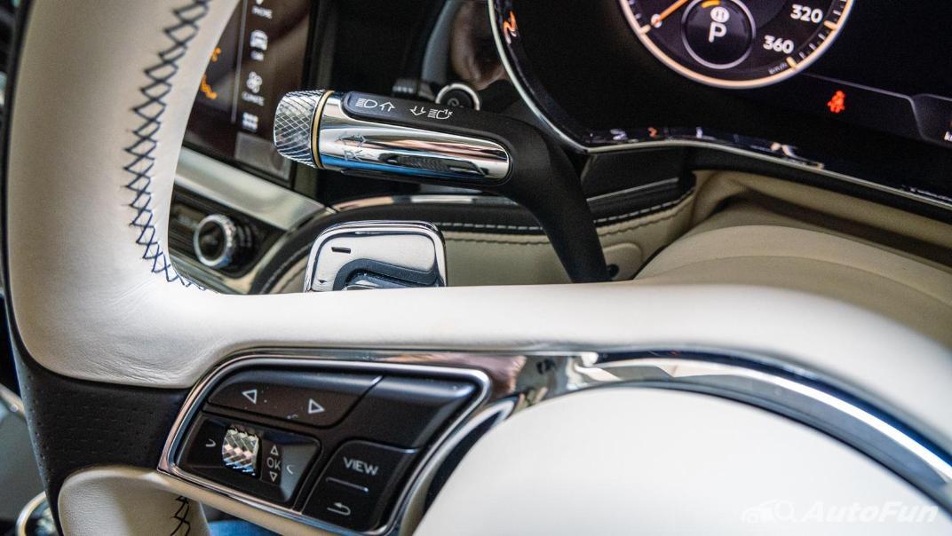 2020 Bentley Flying Spur 6.0L W12 Interior 004