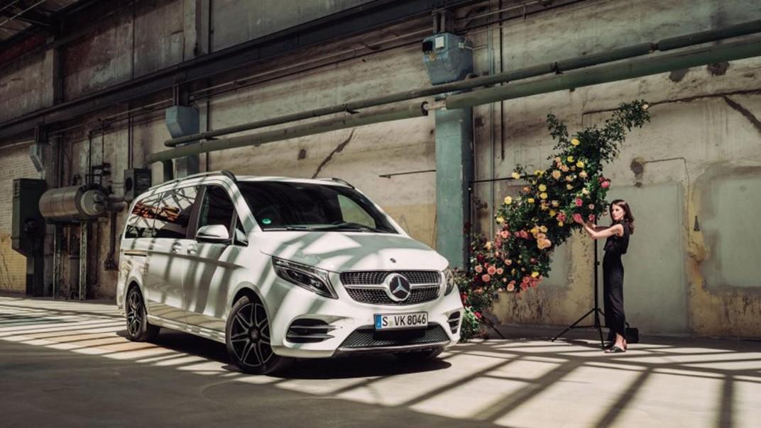 Mercedes-Benz V-Class 2020 Exterior 019