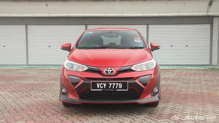 Toyota Yaris 2020 Exterior 002