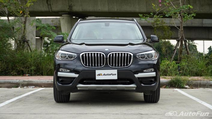 2020 BMW X3 2.0 xDrive20d M Sport Exterior 002