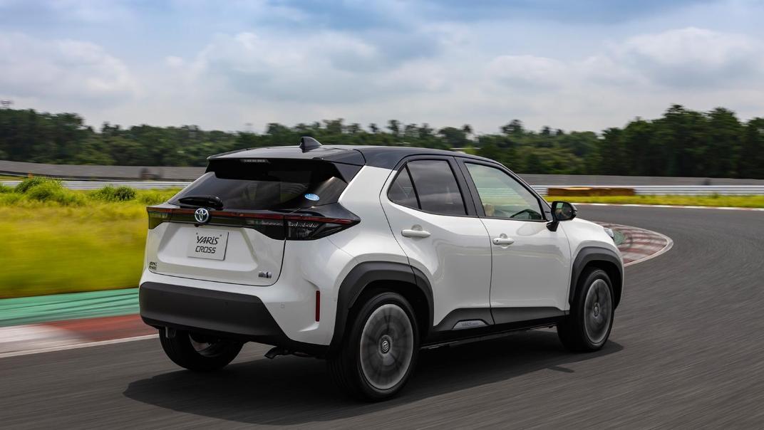 2020 Toyota Yaris Cross International Version Exterior 028