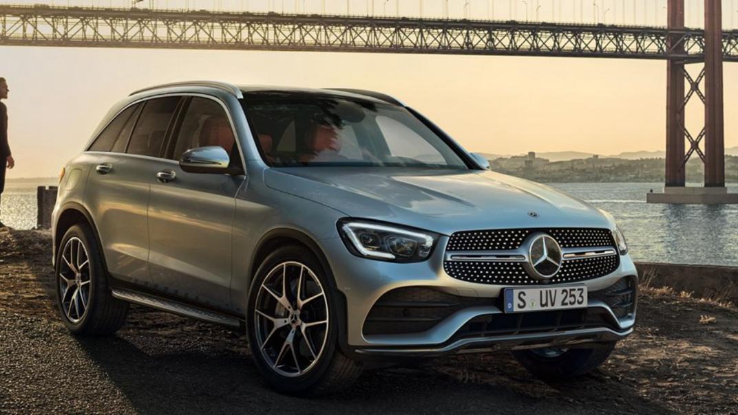 Mercedes-Benz GLC-Class 2020 Exterior 001