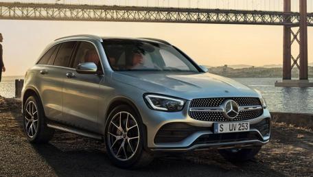 ราคา 2020 2.0 Mercedes-Benz GLC-Class 220 d ใหม่ สเปค รูปภาพ รีวิวรถใหม่โดยทีมงานนักข่าวสายยานยนต์ | AutoFun