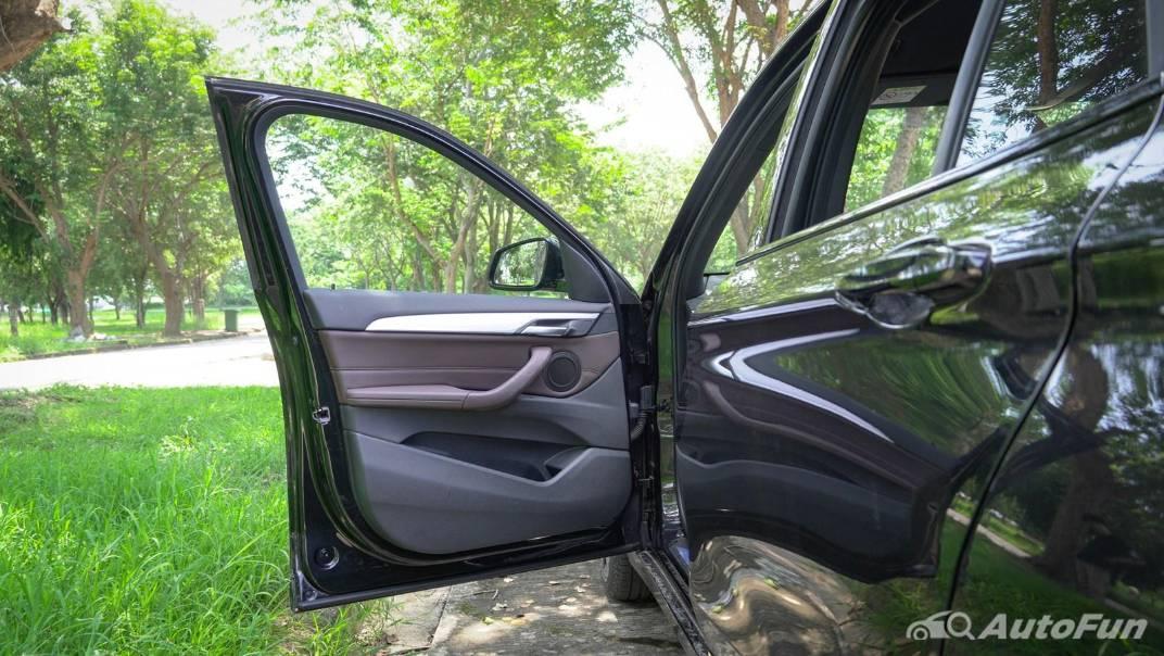 2021 BMW X1 2.0 sDrive20d M Sport Interior 045