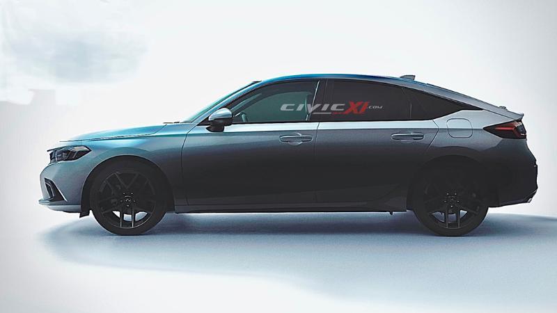 ชัดเจนเต็มตา 2022 Honda Civic Hatchback ใหม่เทียบรุ่นเก่าแล้วต้องรีบเก็บเงิน! 02