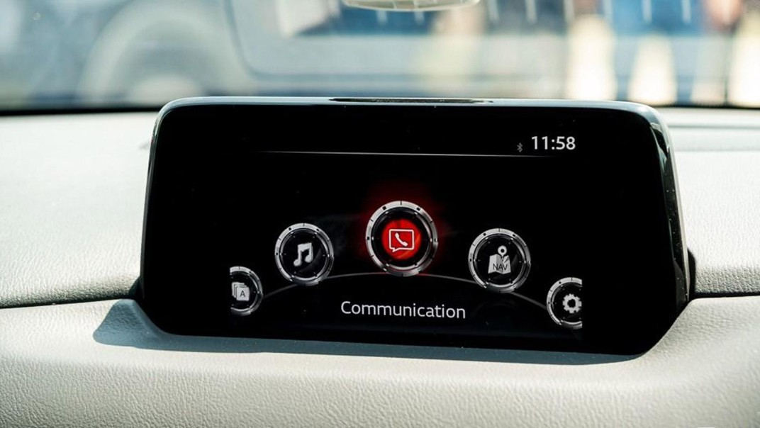 Mazda CX-8 2020 Interior 012