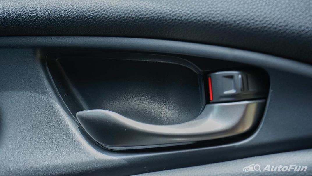 2020 Honda Civic 1.5 Turbo RS Interior 133