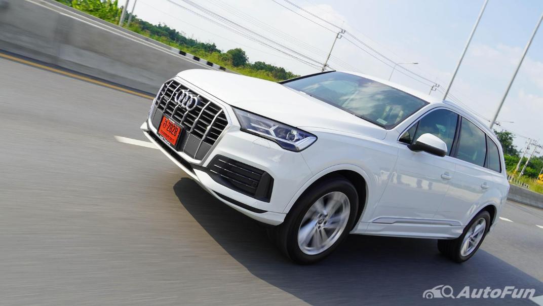 2020 Audi Q7 3.0 45 TDI Quattro Exterior 026