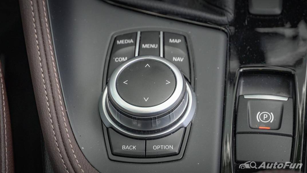 2021 BMW X1 2.0 sDrive20d M Sport Interior 022