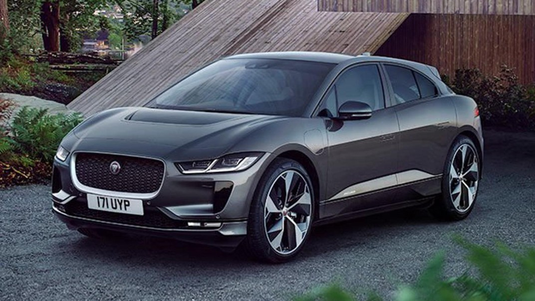 Jaguar I-Pace Public 2020 Exterior 004