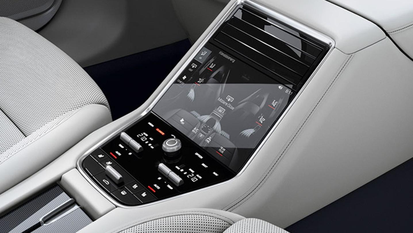 Porsche Panamera 2020 Interior 005