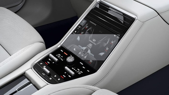 Porsche Panamera Public 2020 Interior 005