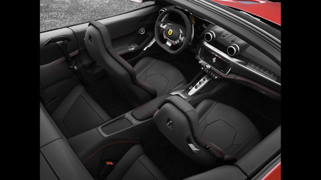 2020 Ferrari Portofino 3.9 V8 Interior 001