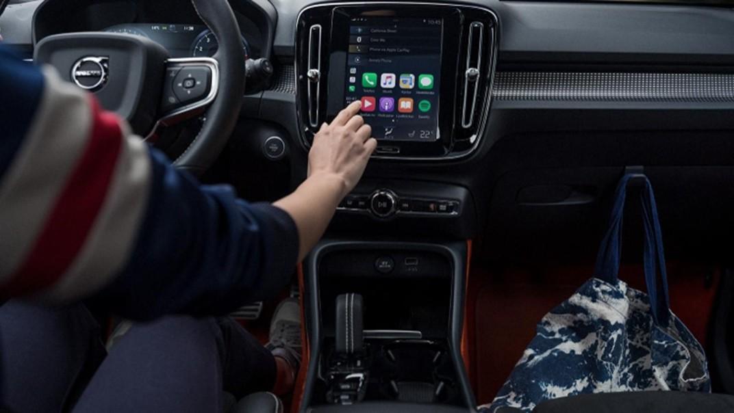 Volvo XC 40 2020 Interior 004