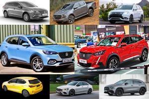 รวม 8 รถใหม่จะเปิดตัวไทยปลายปี 2020 คาดการณ์รุ่นดัง คอนเฟิร์มแล้วมาแน่