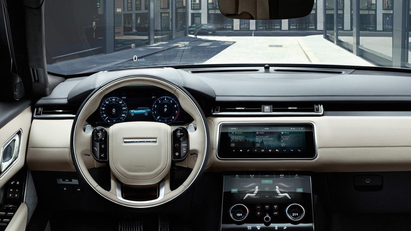 Land Rover Range Rover Velar 2020 Interior 007