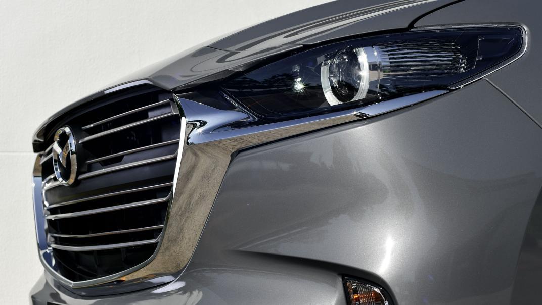 2021 Mazda BT-50 Freestyle cab Upcoming Version Exterior 013