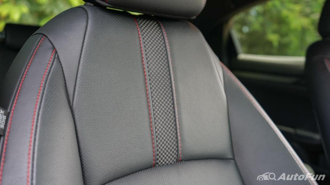 2020 Honda Civic 1.5 Turbo RS Interior 112
